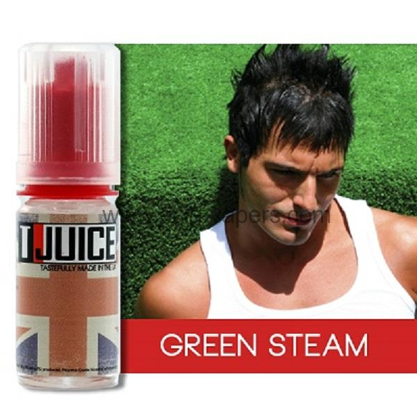 T-Juice Green Steam