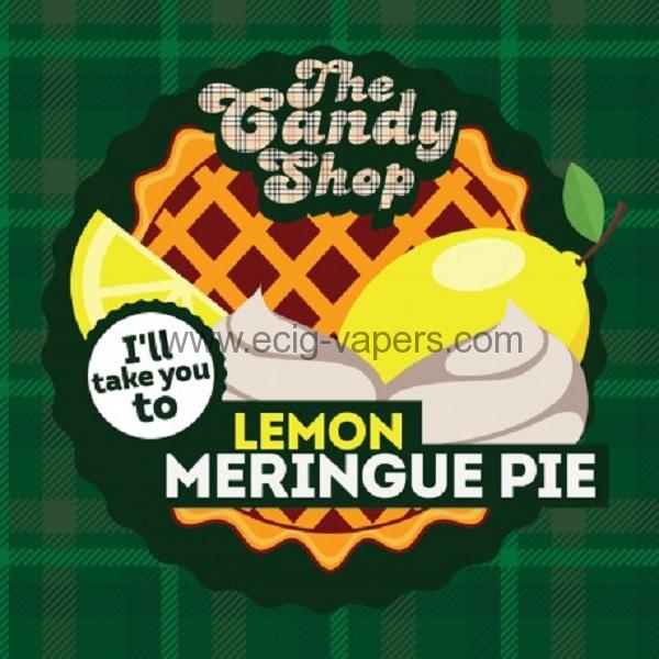 Big Mouth Candy- Lemon Meringue Pie