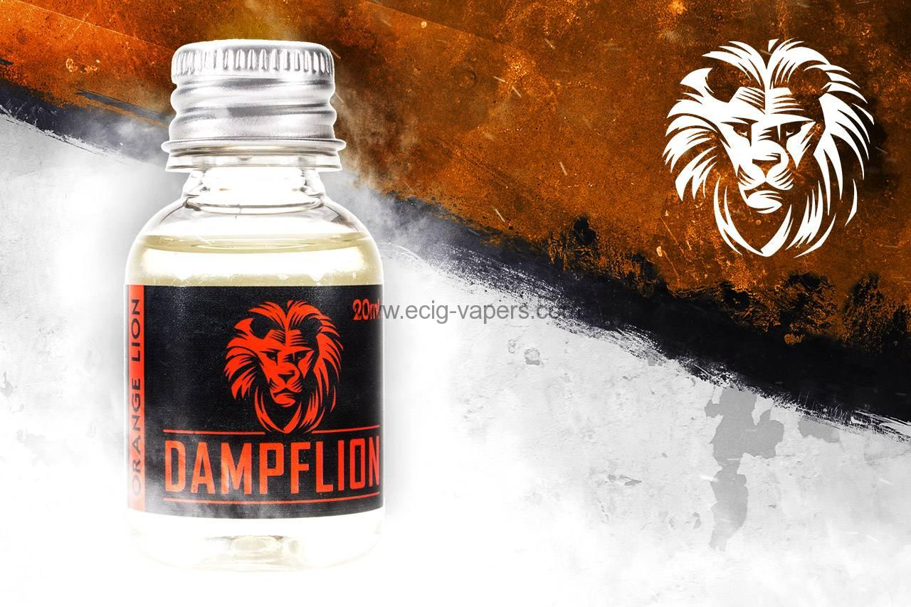 Dampflion-Orange Lion 20ml