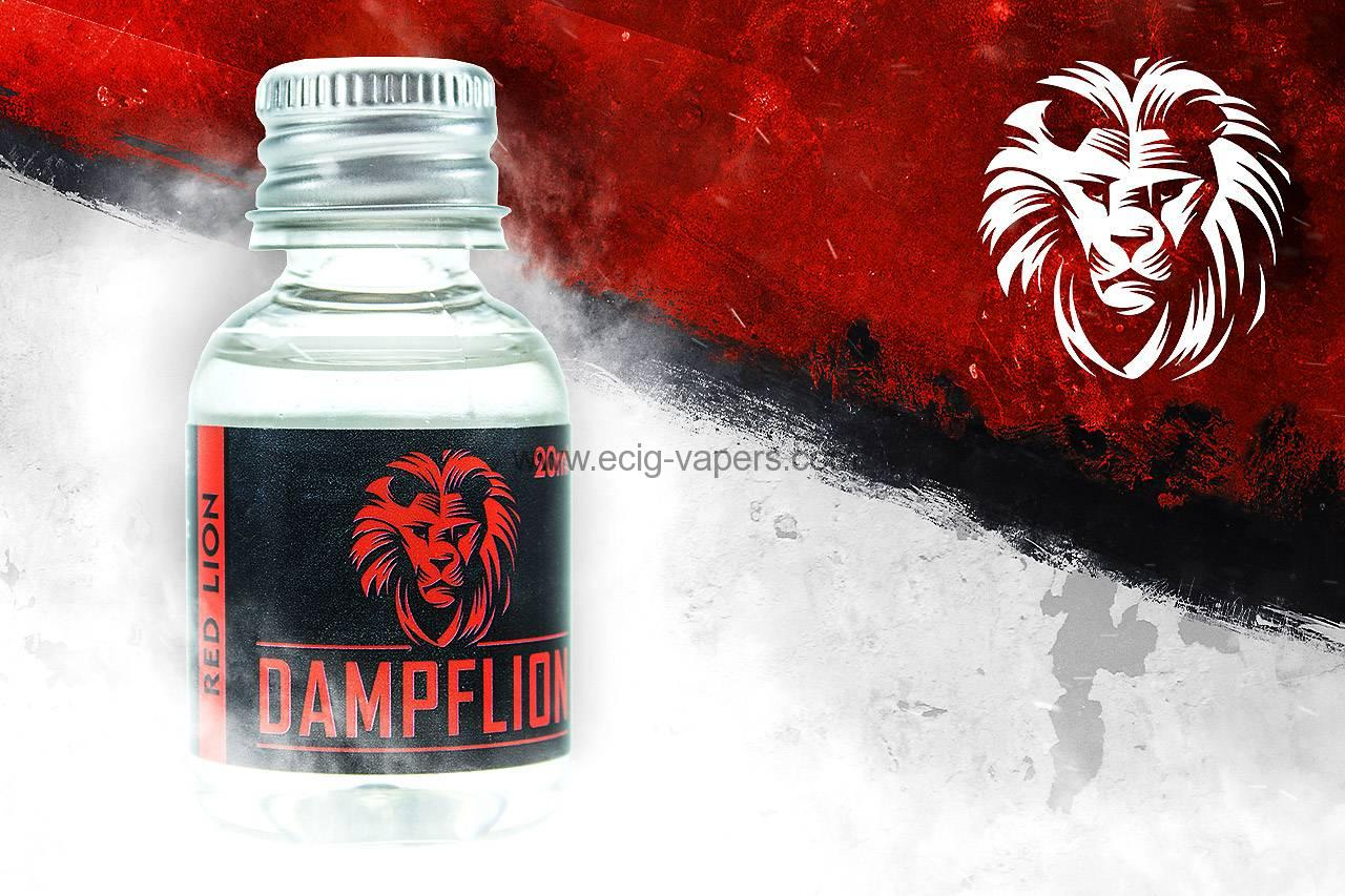 Dampflion-Red Lion 20ml