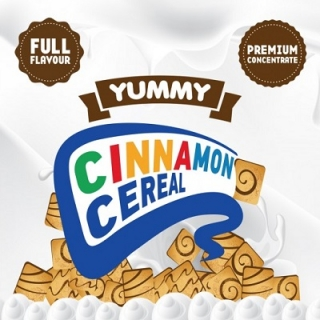 Big Mouth Cinnamon Cereal