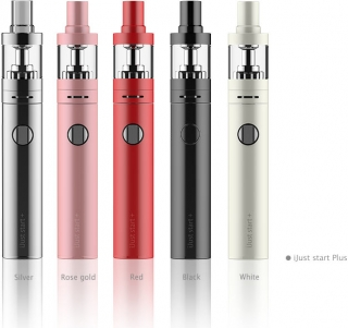 Eleaf iJust Start Plus 1600 mAh elektromos cigaretta Silver
