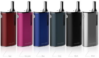 Eleaf iStick Basic Full Kit Silver