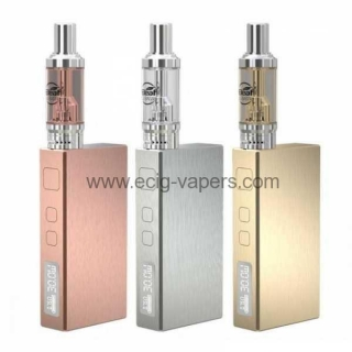 Eleaf Basal Kit 30w-1500mAh Brushed Silver