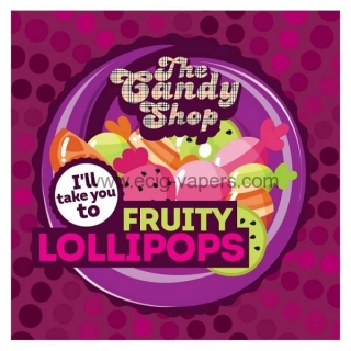 Big Mouth Candy- Fruity Lollipops