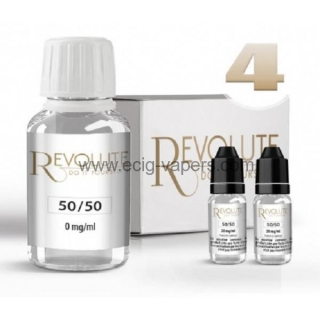 Revolute-Bázis alaplé 100ml- 50%pg-50% VG-boosterrel 4mg