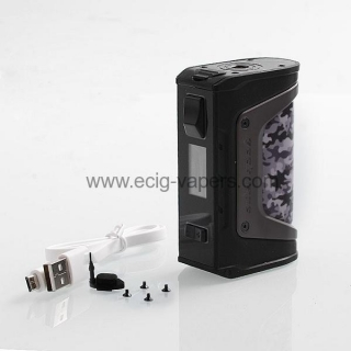 Geek Vape Aegis Legend TC 200w  Box Mod  Camo